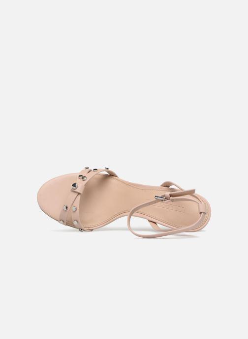 Sandali e scarpe aperte Esprit Mara Beige immagine sinistra