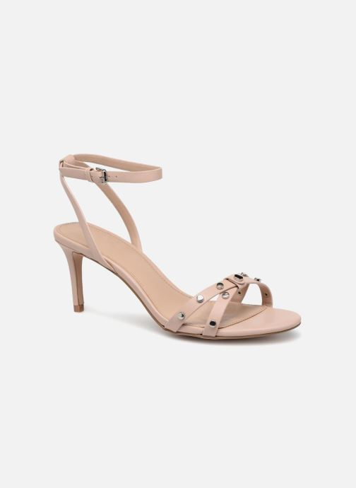Sandales et nu-pieds Esprit Mara Beige vue détail/paire