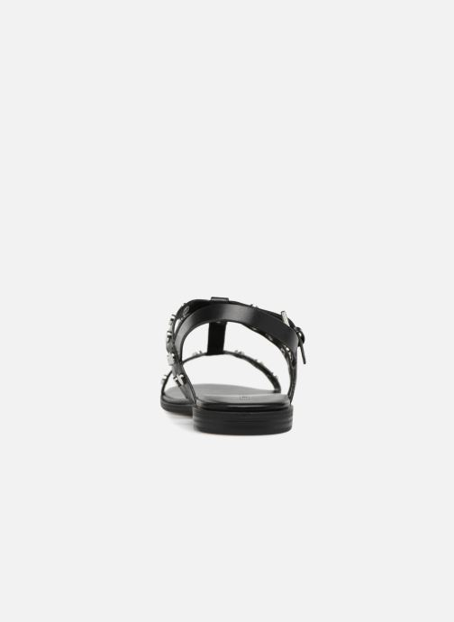 Sandali e scarpe aperte Esprit Arissa Bianco immagine destra