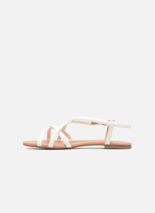 Sandalen Esprit Pépé Wit voorkant