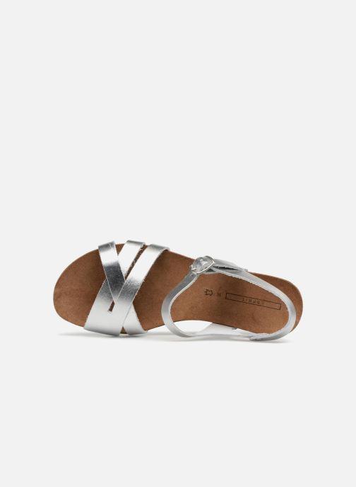Sandalen Esprit Kendra 2 Zilver links