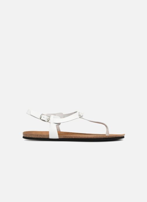 Sandalen Esprit Kendra Wit achterkant