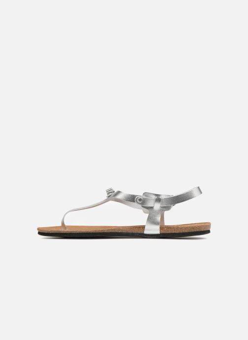 Sandals Esprit Kendra Silver front view