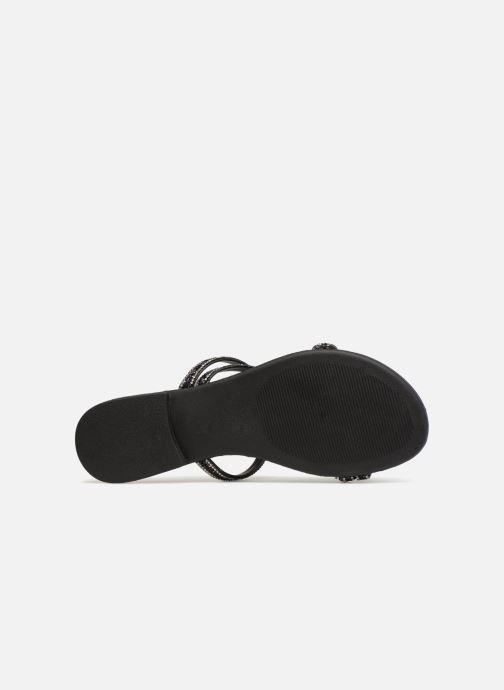 amp; 314537 Nil Pantoletten Esprit Clogs Slide schwarz qwYUwFId