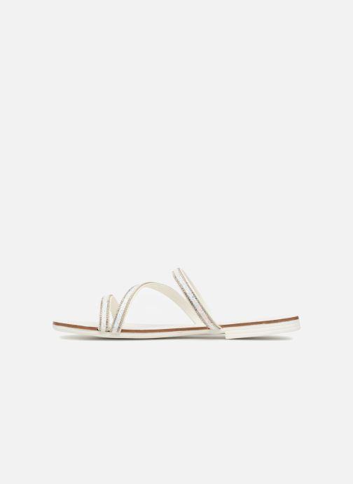 Wedges Esprit Nil slide Wit voorkant