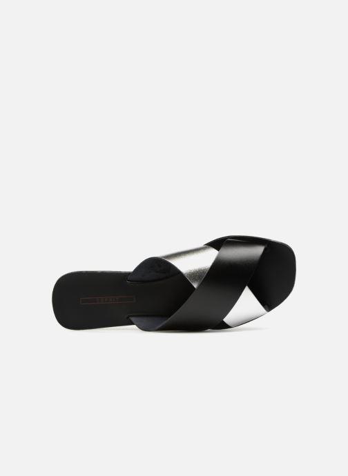 Wedges Esprit Jade Zwart links