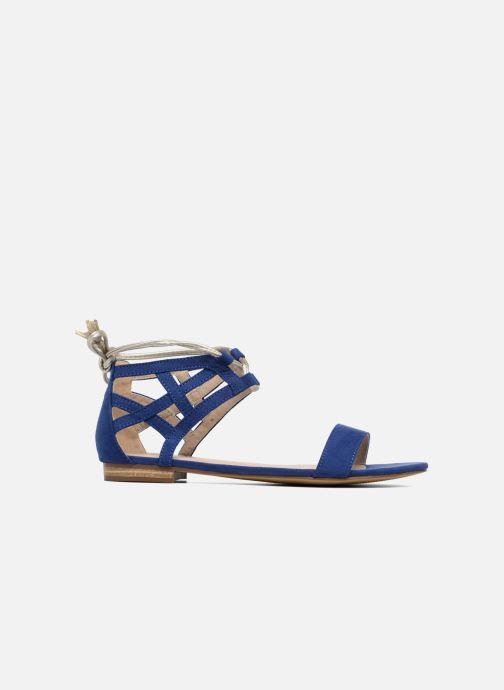 Sandales et nu-pieds I Love Shoes FELICIA Bleu vue derrière