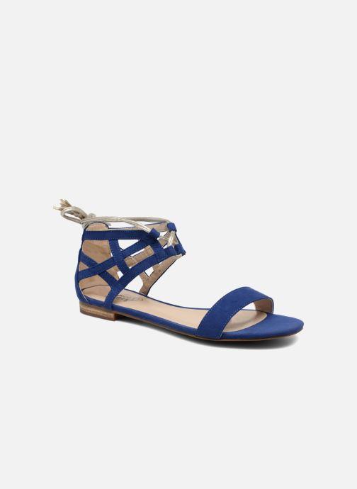 Sandales et nu-pieds I Love Shoes FELICIA Bleu vue détail/paire