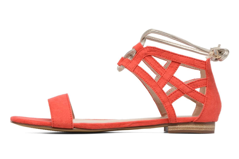 Sandali e scarpe aperte I Love Shoes FELICIA Rosso immagine frontale