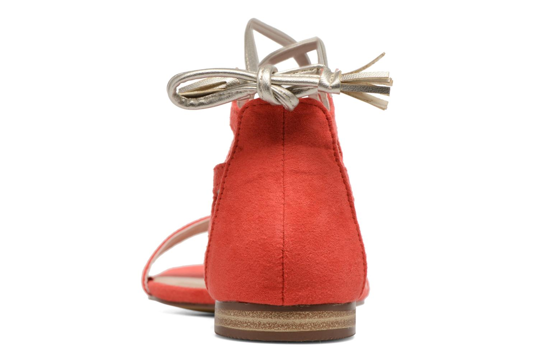 Sandali e scarpe aperte I Love Shoes FELICIA Rosso immagine destra