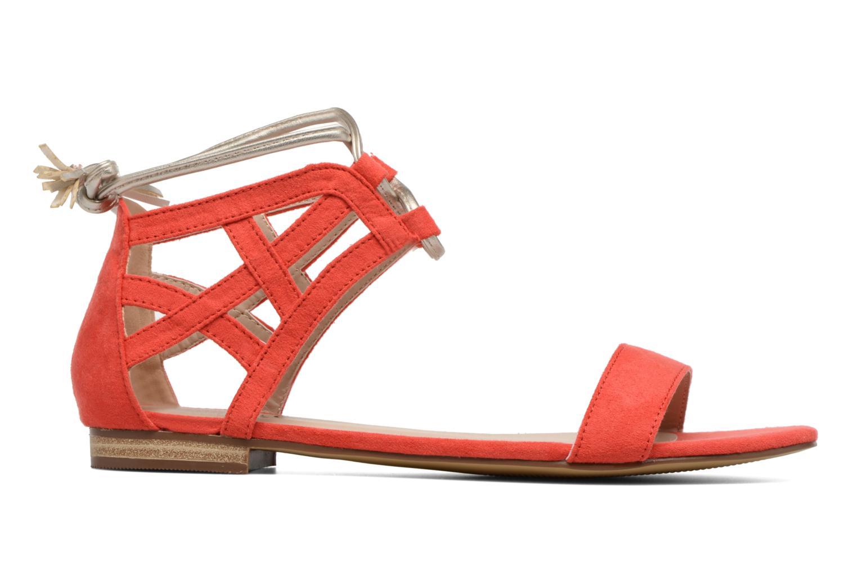 Sandali e scarpe aperte I Love Shoes FELICIA Rosso immagine posteriore