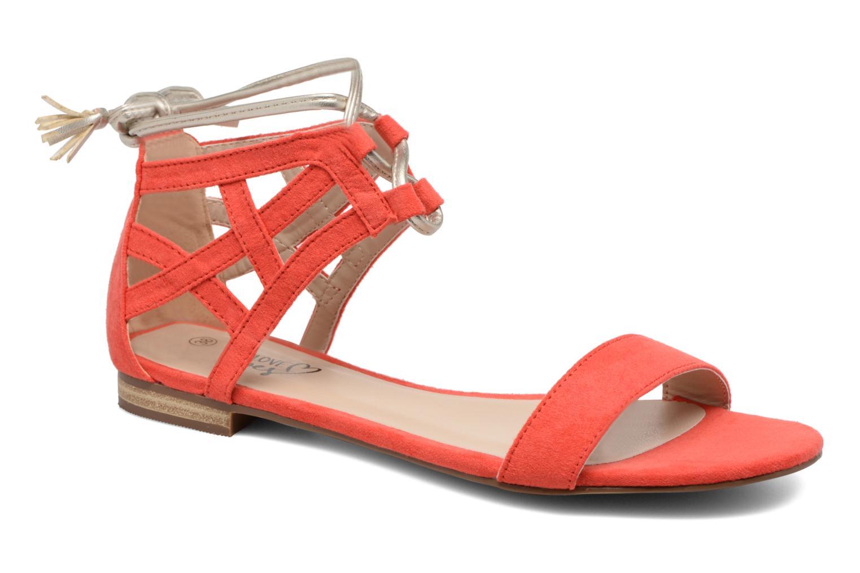 Sandali e scarpe aperte I Love Shoes FELICIA Rosso vedi dettaglio/paio