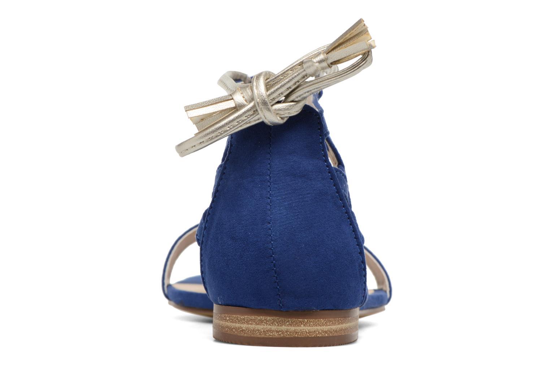 Sandales et nu-pieds I Love Shoes FELICIA Bleu vue droite