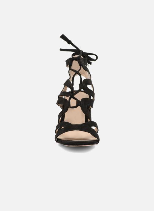 Sandales et nu-pieds I Love Shoes FELICINA Noir vue portées chaussures