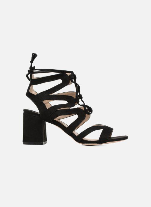 Sandales et nu-pieds I Love Shoes FELICINA Noir vue derrière