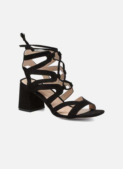 Sandaler I Love Shoes FELICINA Sort detaljeret billede af skoene