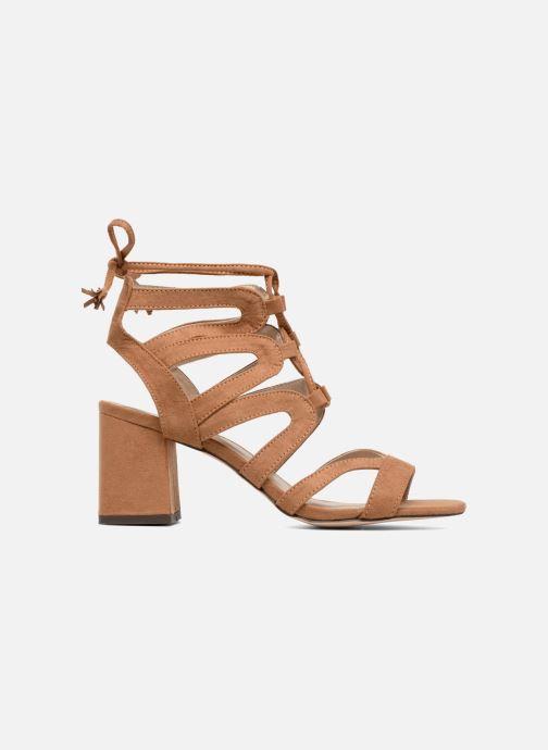 Sandales et nu-pieds I Love Shoes FELICINA Marron vue derrière