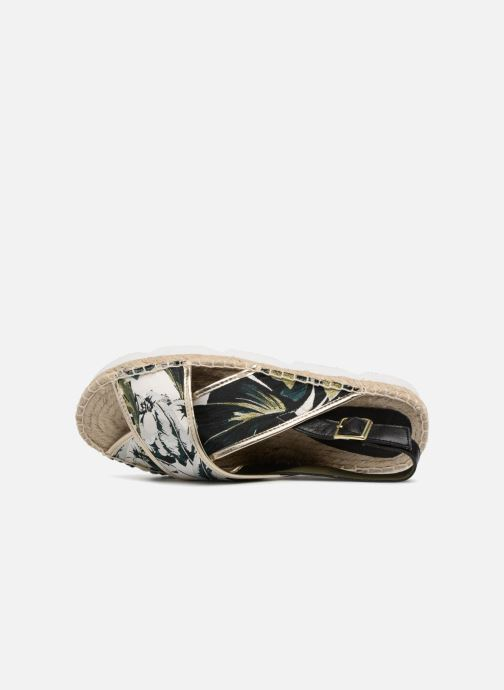 Sandalias Colors of California Paraty Multicolor vista lateral izquierda