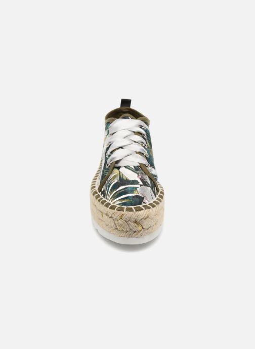 Scarpe di corda Colors of California Lilou Multicolore modello indossato