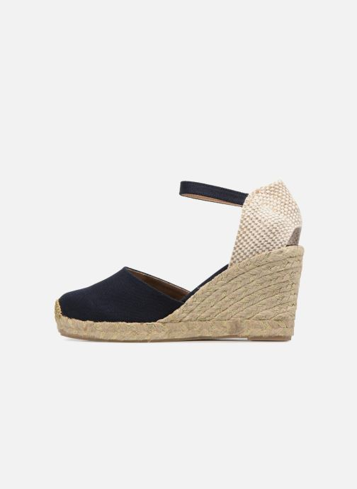 Espadrilles Georgia Rose Inagold Blue front view