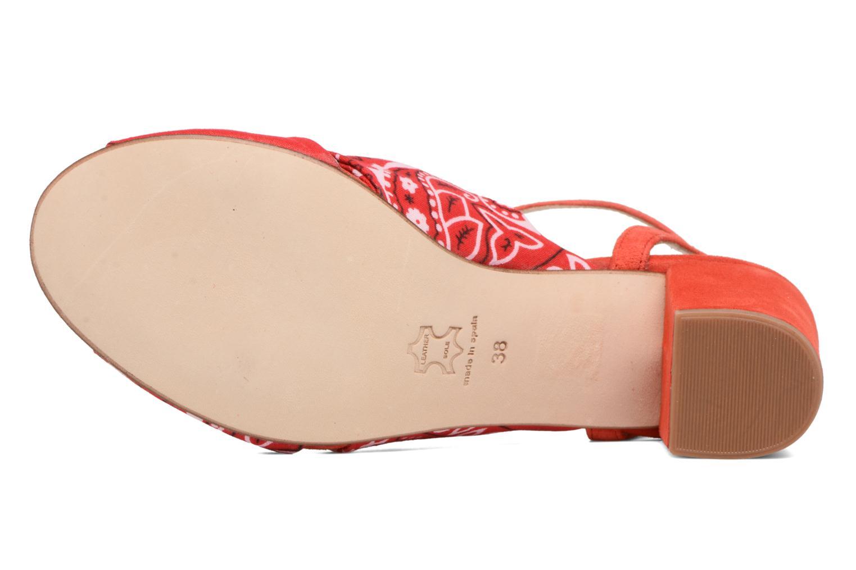 Sandalen Anaki SMU JAZY Rood boven
