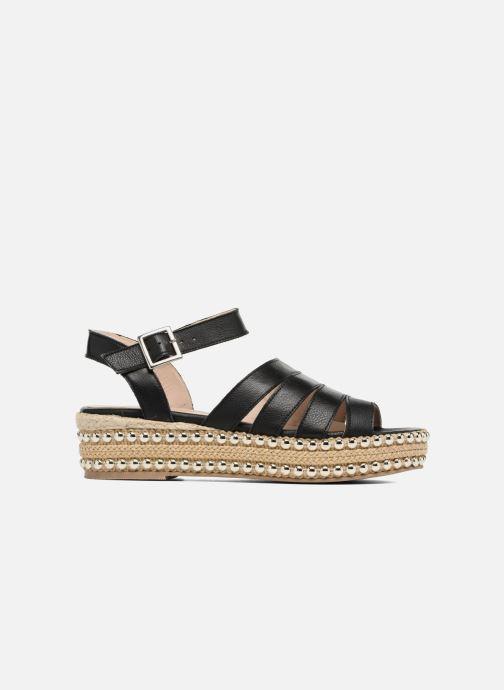 Sandales et nu-pieds Anaki NEVADA Noir vue derrière