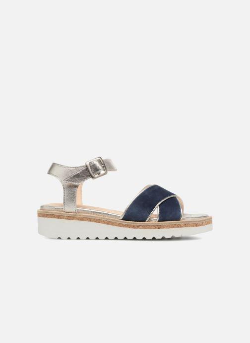 Sandales et nu-pieds Anaki RIMA Bleu vue derrière