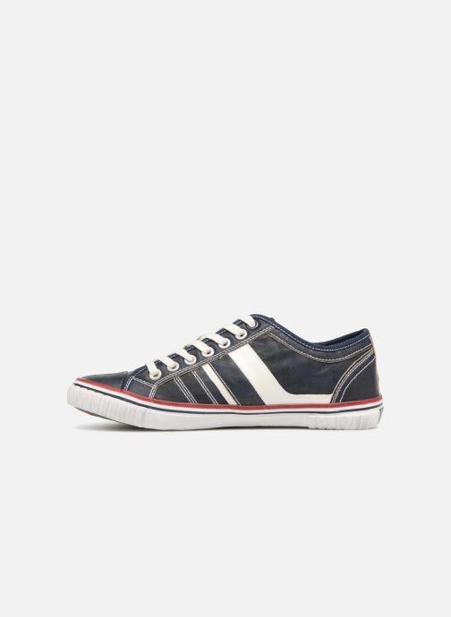 Sneakers Dockers Banoit Blauw voorkant