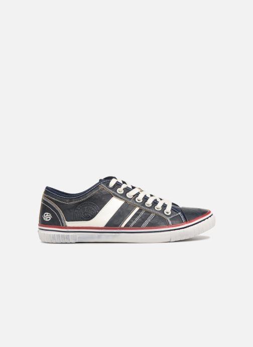 Sneakers Dockers Banoit Blauw achterkant