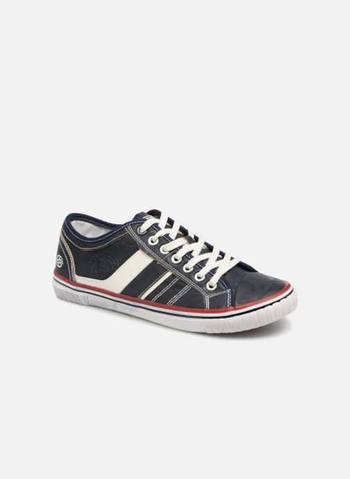 Sneakers Dockers Banoit Blauw detail