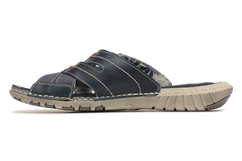 Sandals Dockers Ribin Blue front view