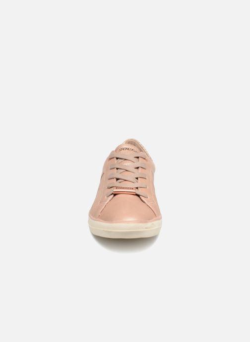 Sneaker Dockers Ana rosa schuhe getragen