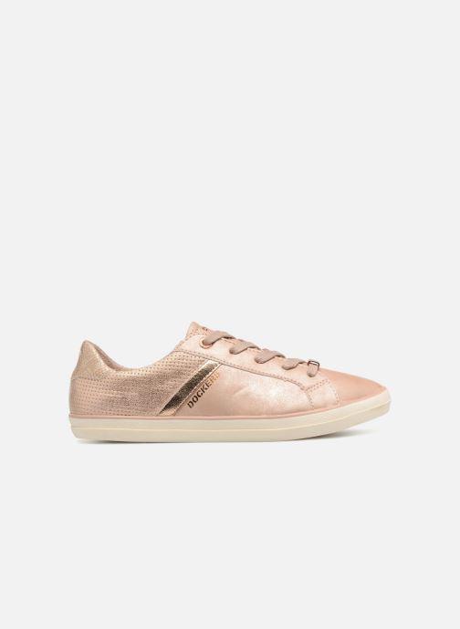 Sneaker Dockers Ana rosa ansicht von hinten