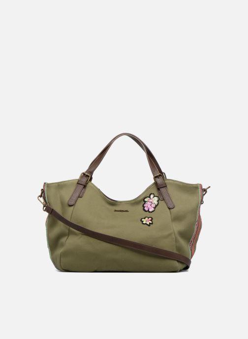 Handbags Desigual Rotterdam Pinday Green front view