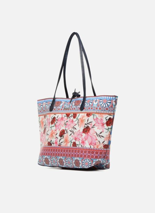 Handbags Desigual Aria Capri Multicolor model view