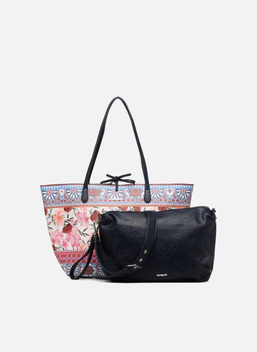 Handbags Desigual Aria Capri Multicolor view from the left