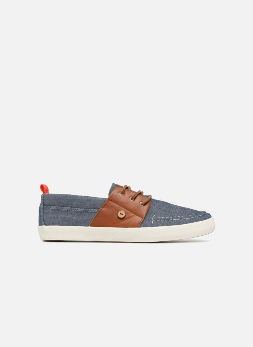 Trainers Faguo Cypressboat Blue back view