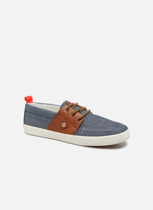 Trainers Faguo Cypressboat Blue detailed view/ Pair view