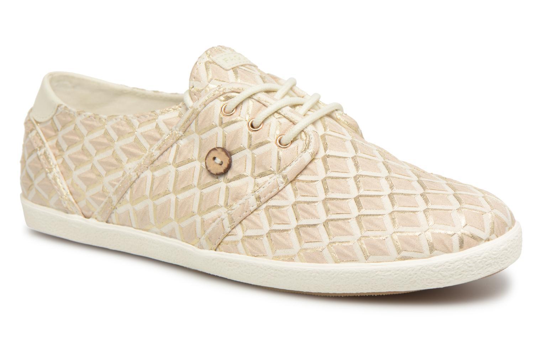 Faguo Cypress W Synthetic (Beige) - Baskets en Más cómodo Chaussures femme pas cher homme et femme