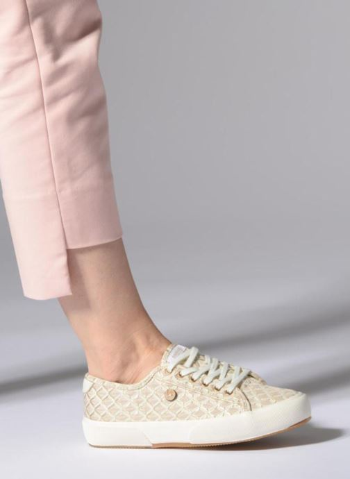 Sneakers Faguo Birch W Synthetic Beige onder