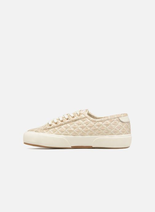 Sneakers Faguo Birch W Synthetic Beige voorkant