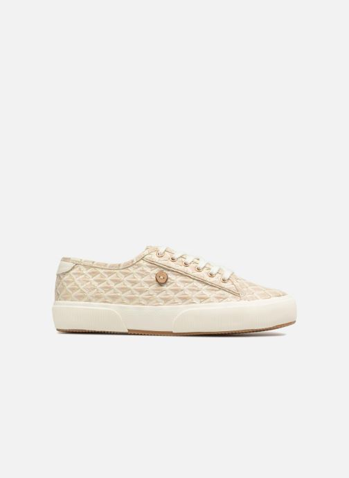 Sneakers Faguo Birch W Synthetic Beige achterkant