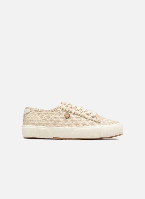 Sneakers Faguo Birch W Synthetic Beige achterkant