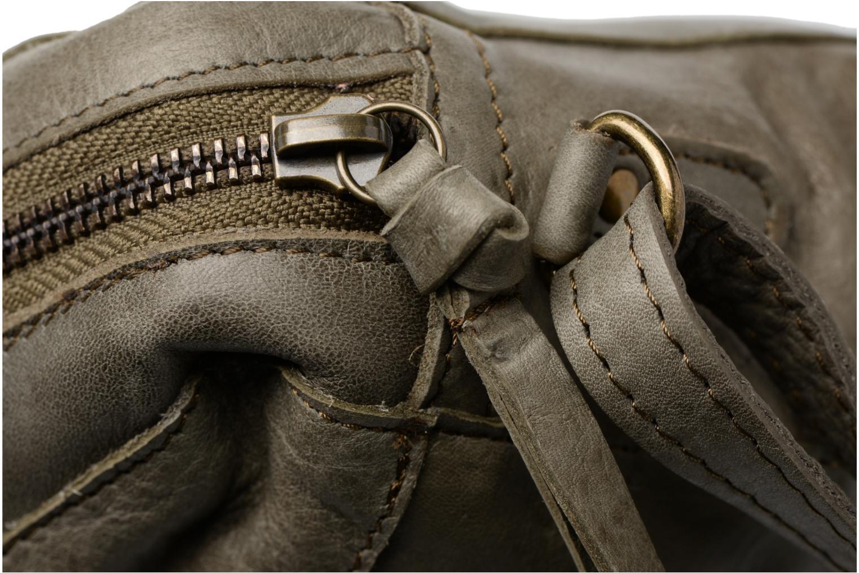 Izza Crossbody Leather Olive Dark Pieces Fn1Tvaqv