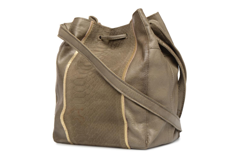 Dark Pieces Imi Bag Olive Tighten Leather Un0qI4