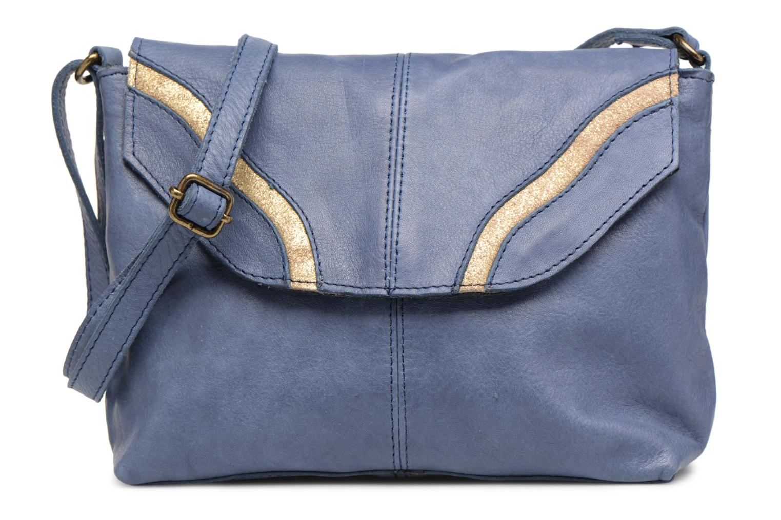 Crossbody Blue Leather Maritime Imsa Pieces qwOaq