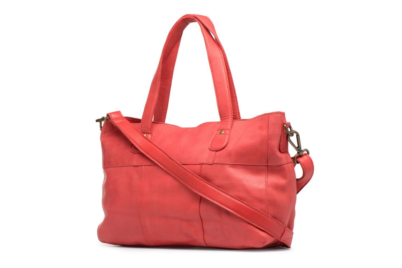 Pieces Shoulder Bag Red Leather Lollipop Imsa 6q0r6xU