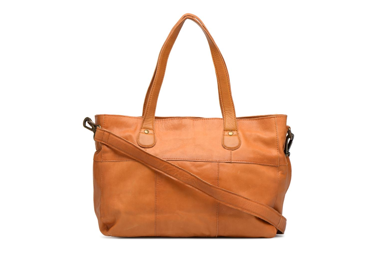 Shoulder Imsa Bag Leather Pieces Cognac OEBdxqwnHZ