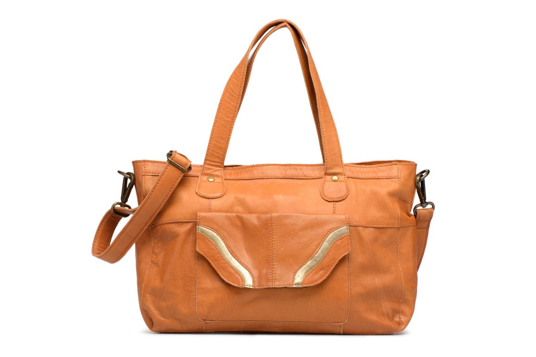 da1c37b9551 Pieces Imsa Leather Shoulder Bag Håndtasker 1 Brun hos Sarenza (315699)