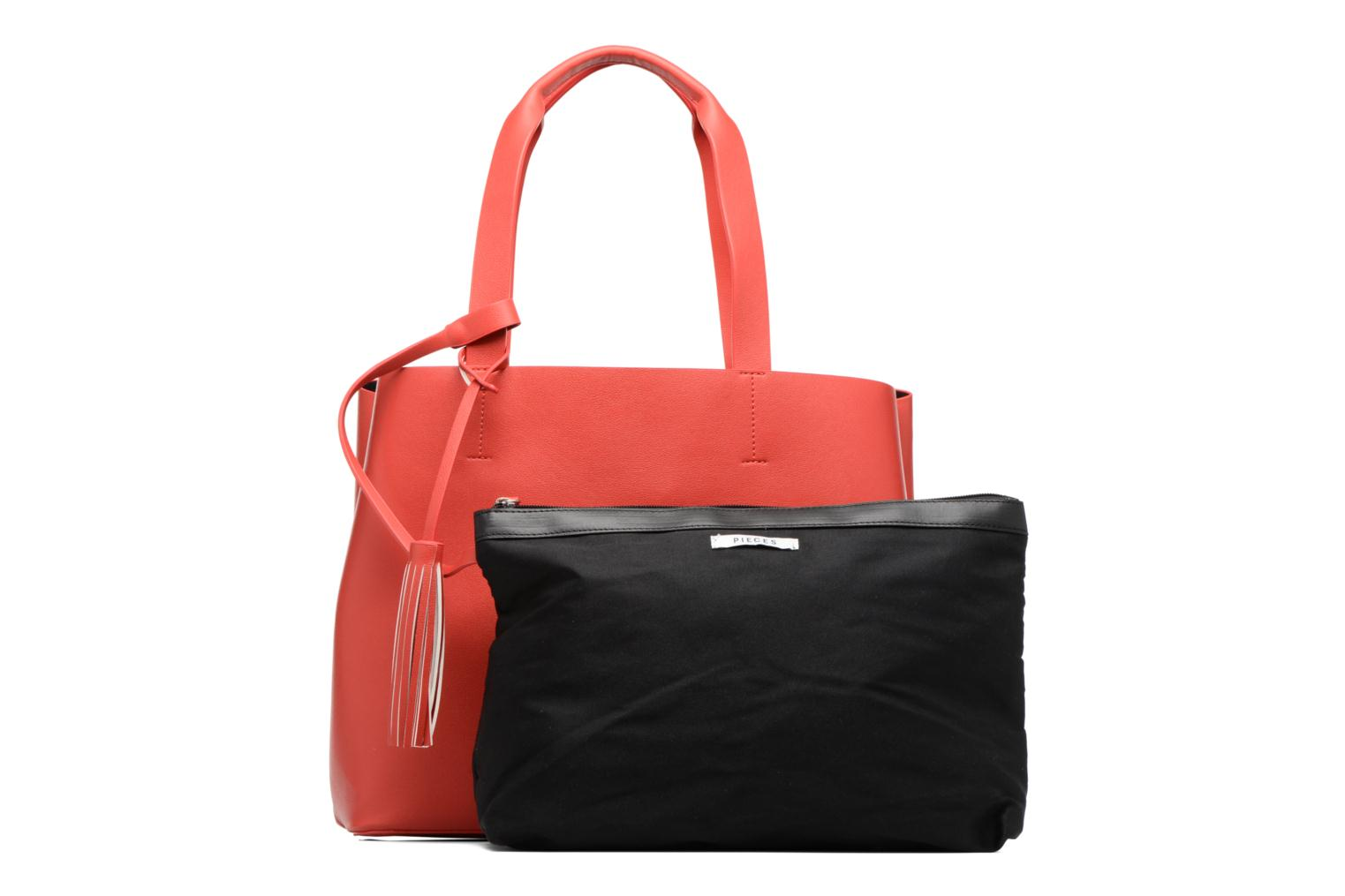 Illu Pieces Scarlet Pieces Shopper Scarlet Illu Flame Flame Shopper Pieces Wa1IqOYO